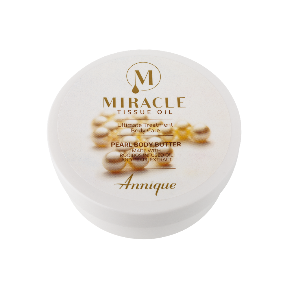 Annique Miracle Tissue Oil Pearl Butter Body 200ml