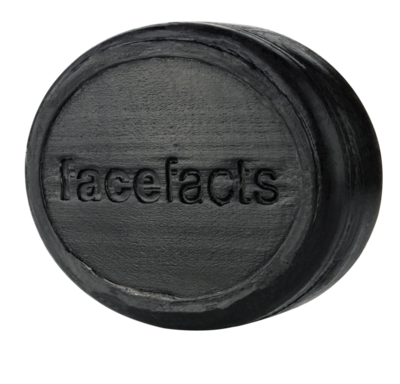 Annique Face Facts Charcoal Cleansing Soap Bar 125g NEW