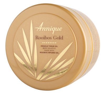 Annique Rooibos Gold Miracle Tissue Oil Gold Soufflé 250ml