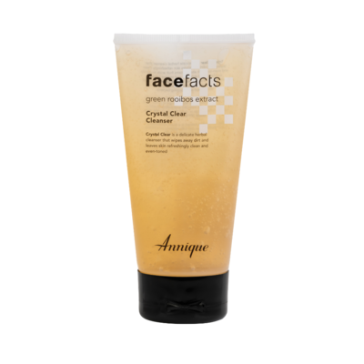 Annique Face Facts Crystal Clear Cleanser 150ml Paraben Free Bonus Size