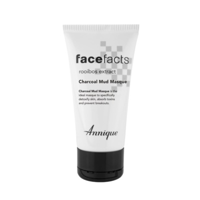 Annique FACE FACTS Charcoal Mud Masque 50ml