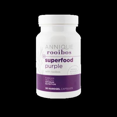 Annique Rooibos SuperFood Purple 30 Capsules
