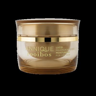 Annique Lucid Moisturiser for Dry Skin 50ml (Previously Ultimate Moisturiser) [Paraben Free]