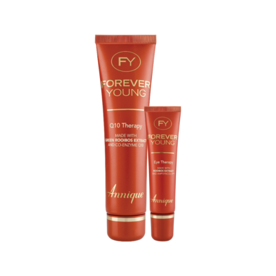 Annique Forever Young Eye Therapy 15ml (Paraben Free) with free Forever Young Q10 30ml