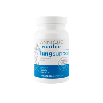 Annique Rooibos Lung Support 30 Capsules