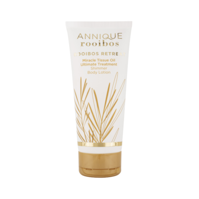 Annique Miracle Tissue Oil Retreat Shimmer Body Lotion 200ml