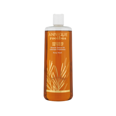 Annique Miracle Tissue Oil Rooibos Retreat Body Wash 400ml