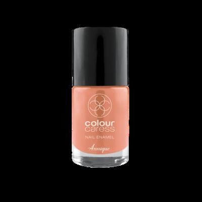 Annique Colour Caress Coral Nail Enamel 10ml