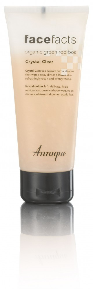 Annique Face Facts Crystal Clear Cleanser 100ml Paraben Free