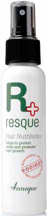 Annique Resque Hair Nutrition+ 100ml - Paraben Free