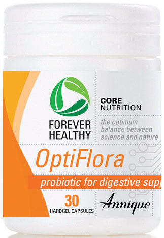 Annique Forever Healthy OptiFlora - probiotic 30 Vegicaps