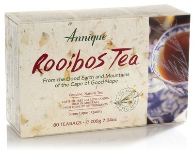 Annique Rooibos Tea (Super Export Quality) 200g | 80 Bags