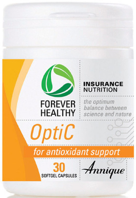 Annique Forever Healthy OptiC - Antioxidant Support 30 capsules
