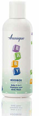 Annique Baby 2-in-1 Shampoo and Body Wash 200ml [ Now PARABEN-FREE ]