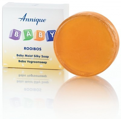 Annique Baby Moist Silky Soap 120g