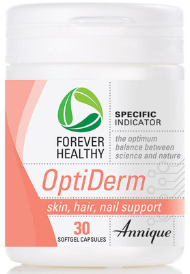 Annique Forever Healthy OptiDerm - Skin, Hair and Nail Support 60 capsules