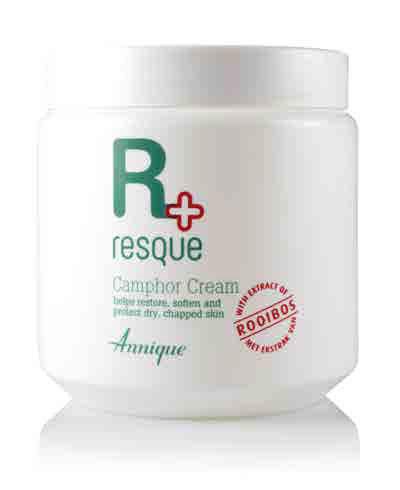 Annique Resque Camphor Cream 500ml