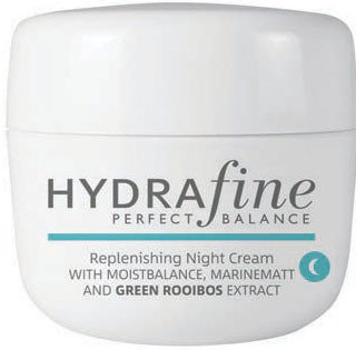 Annique Hydrafine Replenishing Night Cream 50ml [Paraben Free]