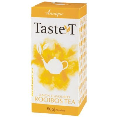 Annique TasteT Lemon Flavoured Rooibos Tea 50g