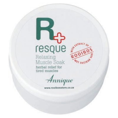Annique Resque Relaxing Muscle Soak 300g NEW