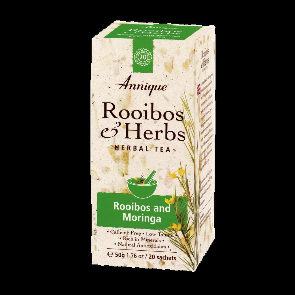 Annique Rooibos and Moringa Tea 50g | 20 Bags