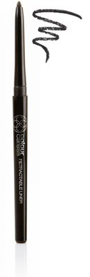 Annique Retractable Liner - Colour Caress Black