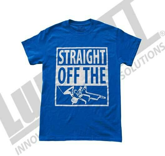 Blue Off the Gun T-Shirt