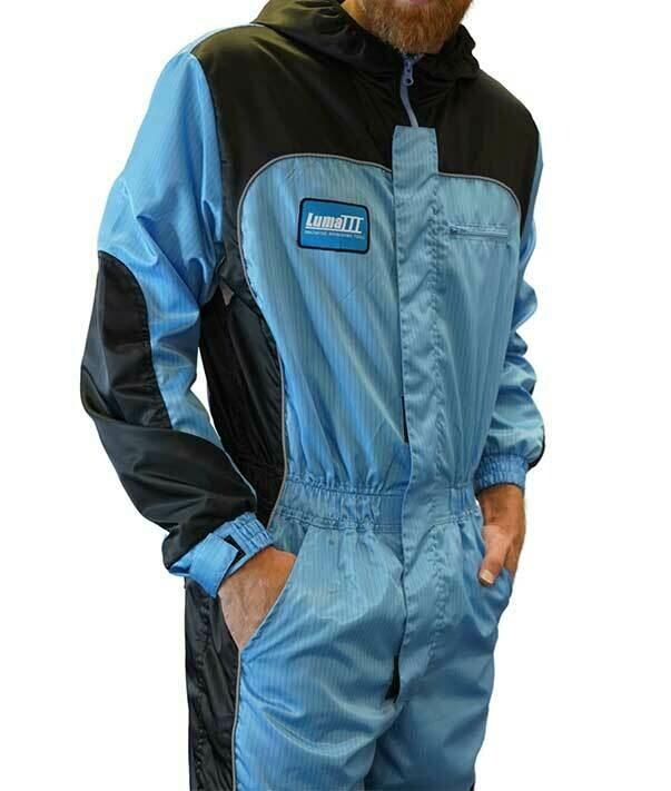 Luma III Spray Paint Suit