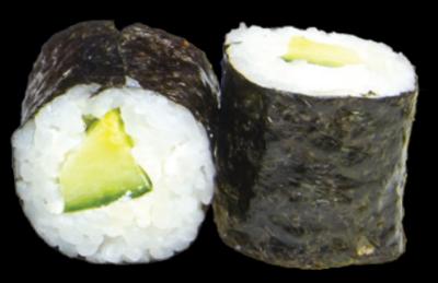 Maki Concombre & cheese (6pcs)