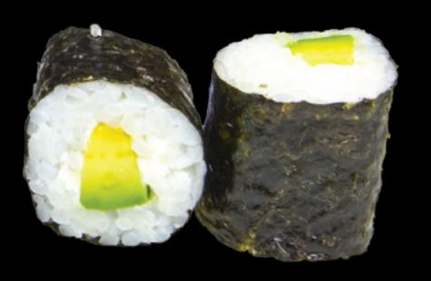 27. Maki Avocat & cheese (6pcs)