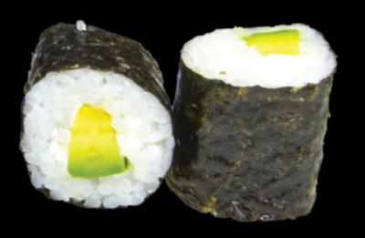 Maki Avocat & cheese (6pcs)