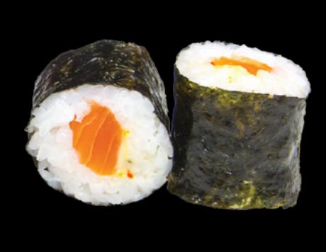 21. Maki Saumon piquant (6pcs)