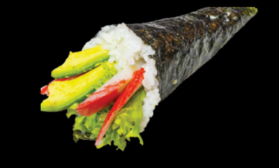 Temaki Surimi avocat (1pc)