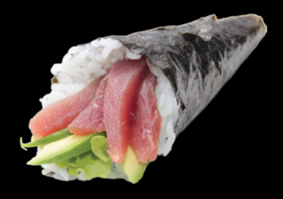 Temaki Thon avocat (1pc)