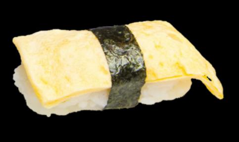 14. Sushi Omelette (2pcs)