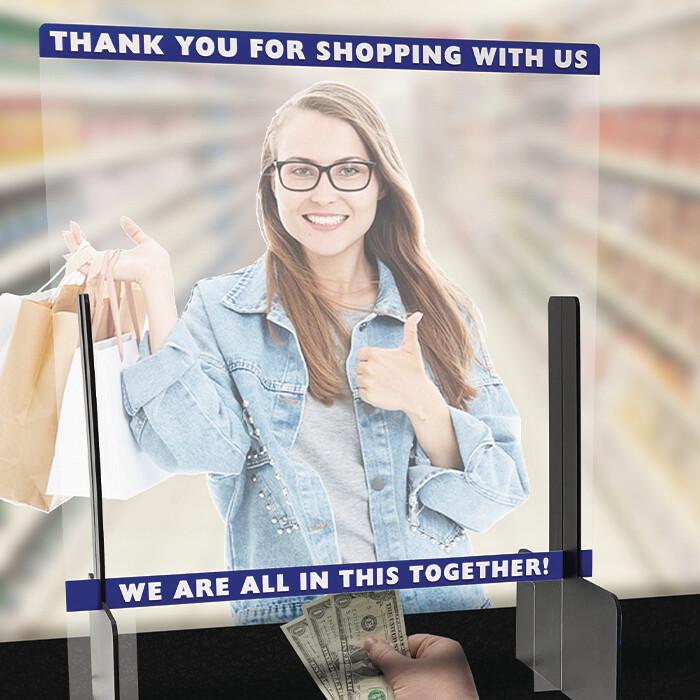 Retail Proximity Barrier