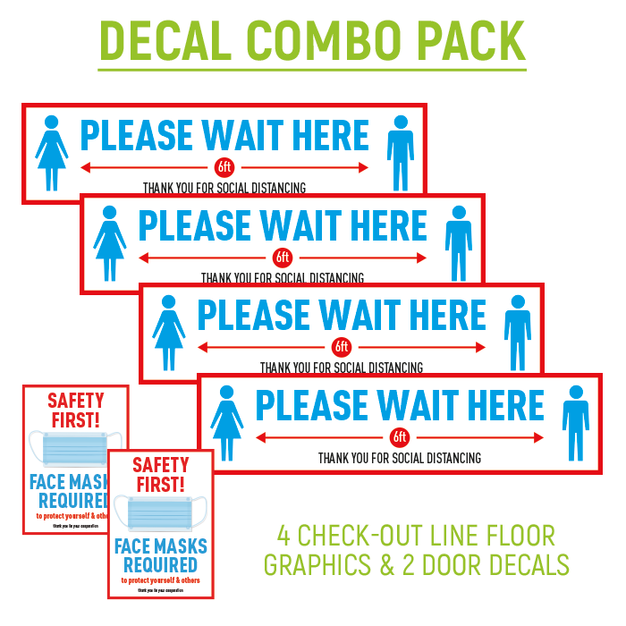 Decal Combo Pack