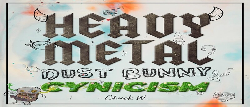 Heavy Metal Dust Bunny Cynicism EP