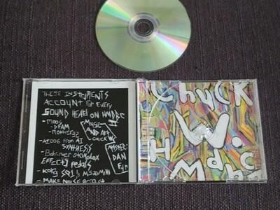 HMDBCII on CD!
