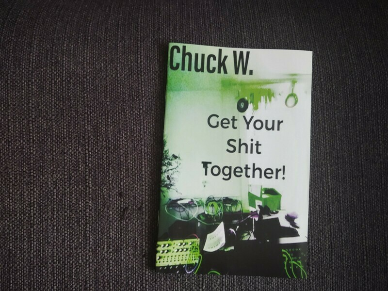 Get Your Shit Together! Photobooks