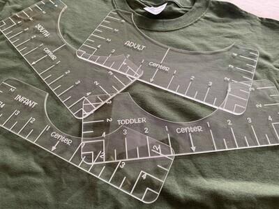 T-Shirt Alignment Tool