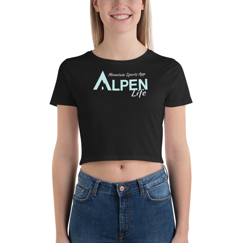 Alpen Crop Tee