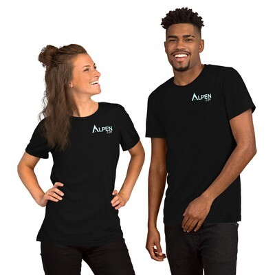 Alpen Unisex Premium T-Shirt   Bella + Canvas