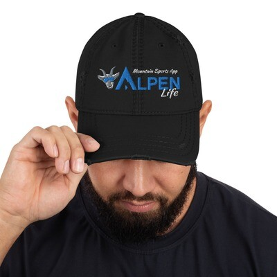 Alpen Distressed Hat