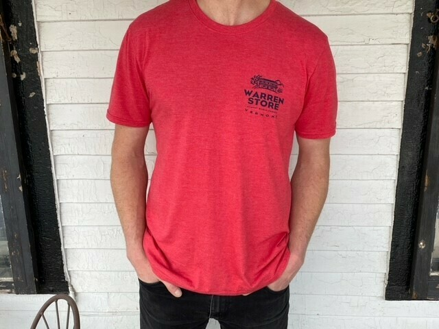 WS Red Mens t-shirt