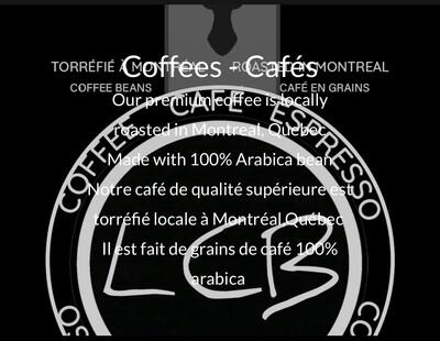 100% Espresso 454G - Torrefaction Foncé