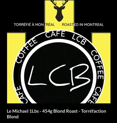 Le Micheals 454G - Torrefaction Blond
