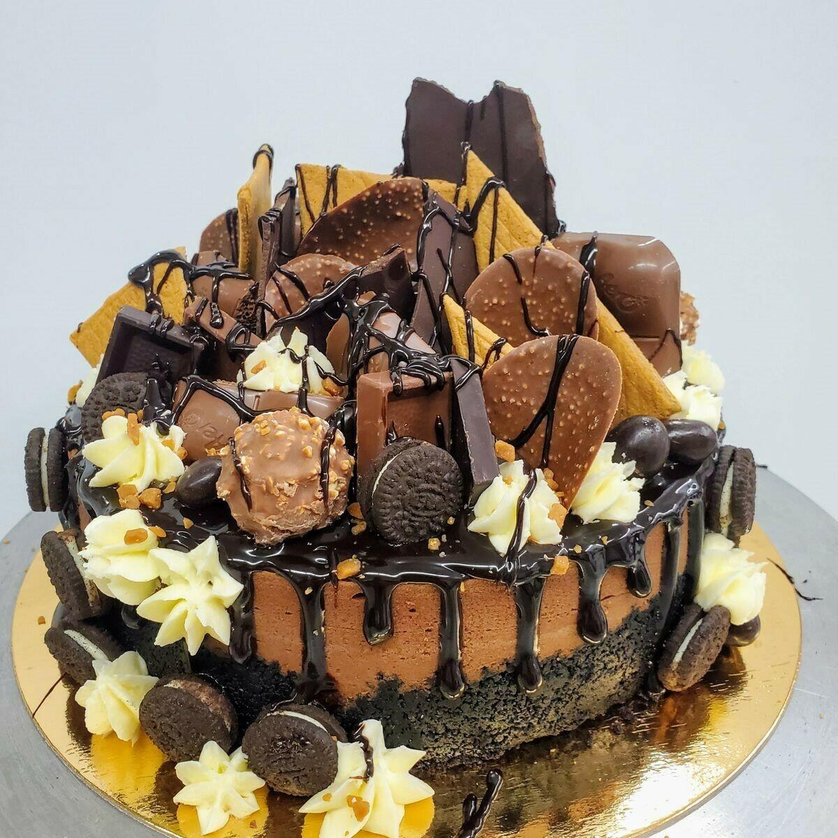 "OMG Explosion De Chocolat 8"""