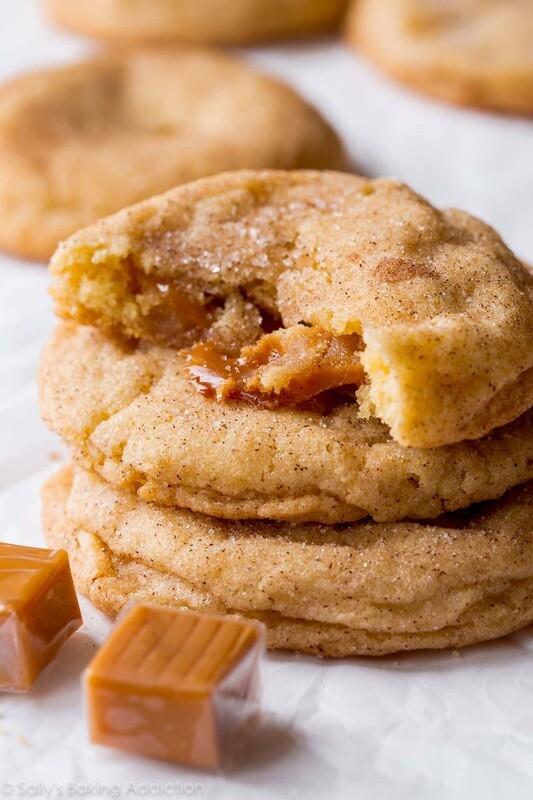 Biscuits Frais Pépite De Chocolat & Caramel Salé 9 mrcx