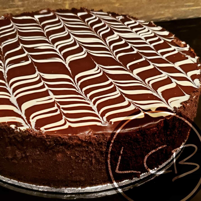 """Chocolat Décadent 8"""" SANS GLUTEN"""